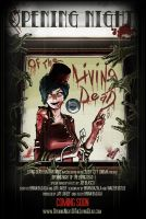 Opning Nght Of The Living Dead by Walter-Ostlie