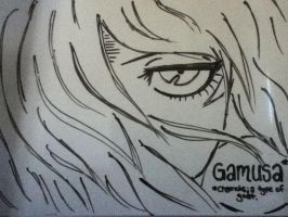 Ichigo kurosaki cute lineart by karma firebender on for Cute whiteboard drawings