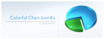Colorful Chart Icon 2 by cemagraphics