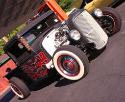 Cool Rat Rod by StallionDesigns