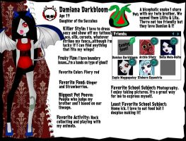 Damiana Darkbloom Bio by Shimmeree13