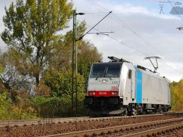 186 106 Railpool Traxx -Gyor by morpheus880223