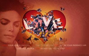 Michael Jackson LOVE by lovelives4ever