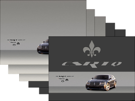 CSRTQ Wallpaper suite SRT-8 by daynite