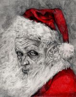 Down and Out Santa L by MGancarz