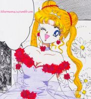 Princess Usagi by Mileyangel321