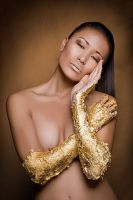 Gold 2 by PorterRetouching