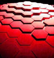 Hexagon 3 by Frohickey