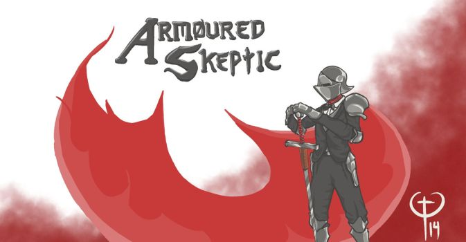 Armoured Skeptic by idrawwhenimbored