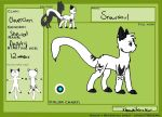 .:tCotV Application:. Snowsoul by KibaWhiteWarrior