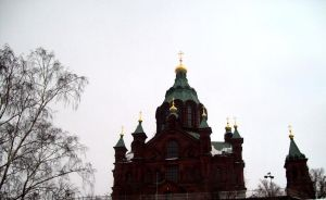 Uspenski Cathedral by anycrow