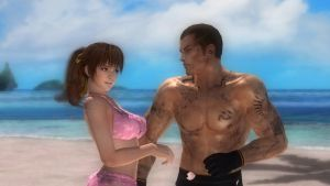 Doa Best Beach Couple by ThatCookKidd