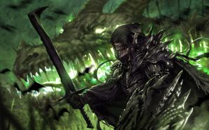 Undead knight by dcwj