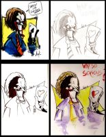 WhySoSerious process by JordiHP
