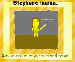 Stephano Meme by SpiritSilverMoon117