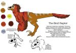 DO NOT FAVE: Skull Raptor by TheAssociation