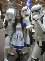 Storm Troopers YEAH!! by beatrizins