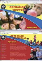 Operation Snowball Mock-up by Flyinfrogg