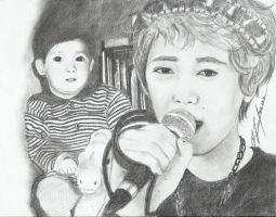 Little Hongki and Hongki XD by Jodi0427