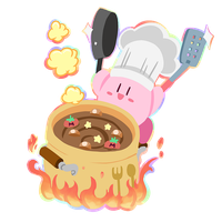 Cook Kirby by Arche-JoIyO