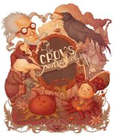 The Crows Parliament by Felideus