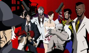 Killer7 by Gil-ED