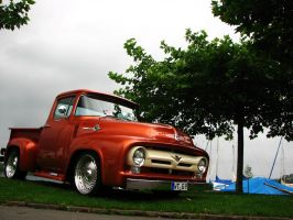 '56 Ford F-100 I by AmericanMuscle
