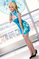 Eli Ayase - Love Live by Lie-chee