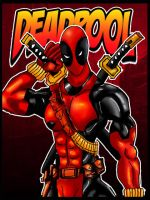 Deadpool by ronaldesign