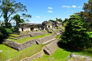 Palenque - Palace by LLukeBE