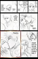 Ichiruki comic strip by peca06