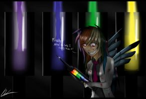 Rainbow Factory: Not a single soul... by DaReckless