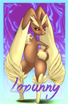 ode to lopunny by spartical-7
