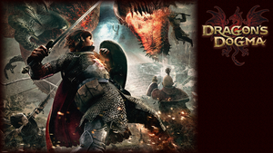 Dragon's Dogma - Wallpaper by ottoDVD