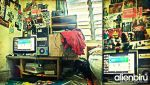 my workstation by alienbiru