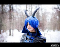 Lamento: Demon of Grief by Ocean-san