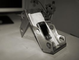 Phone holder by tomtom1985