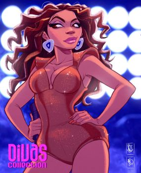 Beyonce - Divas Collection by andersonmahanski