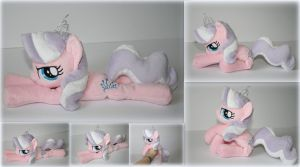 My Little Pony - Diamond Tiara -  Plush by Lavim