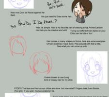 Chibi and Anatomy Tutorial :1 by MindlessNie
