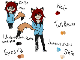 Creepypasta Original Character Ref: Messy Jess by messy-jess123