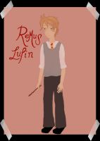 First Year Remus by mithua