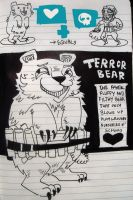 Terror-Bear by Fealasy