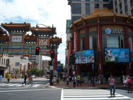 China Town! by JunkoAn