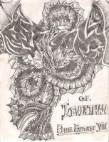 Leviathan by Simplykit