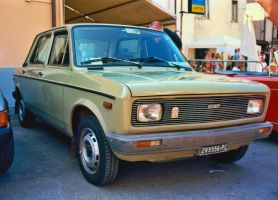 1983 Fiat 128 by GladiatorRomanus