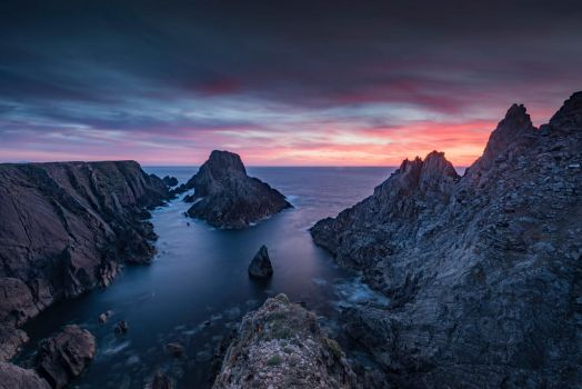 Malin Head,Donegal. by gsphoto