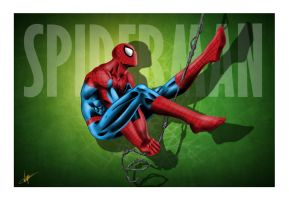 Spiderman by GINO1981