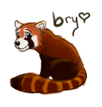 Bryanna the Red Panda by Jay-Ruth