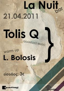 L.Bolosis , Tolis Q at LaNuit by giodim